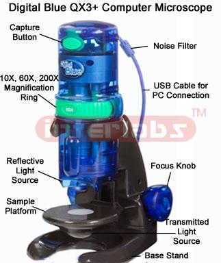 digital blue qx3 usb microscope qx3 microscope indian digital